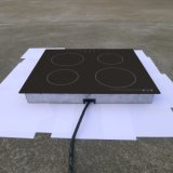 modèle Sm-Fic01 de fraise-mère d'admission de becs de la fonction intégrée quatre d'appareils de cuisine 6000W