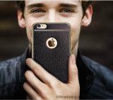 جديدة رفاهيّة جلد هاتف حالة لأنّ [إيفون] لتشيّة أسلوب [إلكترو بلتينغ] تغطية يلاءم [تبو]