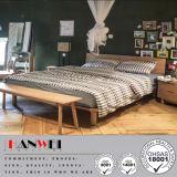 Antikes/modernes Eichen-Schlafzimmer-festes Holz-Bett-hölzerne Möbel-Schlafzimmer-Möbel