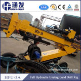 Máquina de perfuração hidráulica subterrânea Hfu-3A