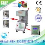 Machine de test de stabilité de couleur de frottement/cuir et textile Equipmnet de effacement (GW-079B)