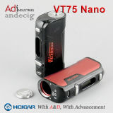 Hcigar Vt75 Batterie des Temperaturregler-Kasten-Vt75 MOD-18650 mit bestem Preis