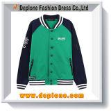 Куртки бейсбола верхнего качества изготовленный на заказ пустые продают оптом