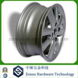 Automóvel/carro/peças de automóvel fazendo à máquina da roda do CNC