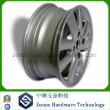 CNCの機械化の車輪の自動車か車または自動車部品
