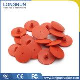 Части резины уплотнения печатание RoHS изготовленный на заказ естественные