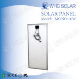 モノクリスタルケイ素材料100ワットの安い太陽電池パネル