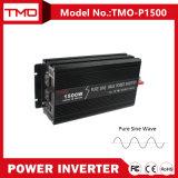 1500W 차 힘 변환장치 DC 12V에 AC 110V 60Hz 는 접합기 USB 2.1A 5V 충전기 이중으로 한다