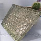 Glace de verre feuilleté de flotteur/art/verres de sûreté en verre Tempered/pour la décoration