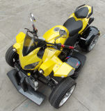 Venta al por mayor 250cc Hurricane ATV EEC Road Legal ATV