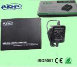 conversor dos media da fibra de 100m único (AC220V)