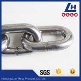 ステンレス鋼SUS304/316 DIN 5685の標準の鎖