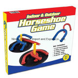 Insieme a ferro di cavallo del gioco di scossa dei giocattoli di plastica del gioco