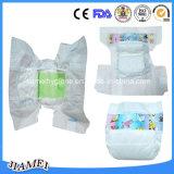 Couches-culottes remplaçables de bébé de coton avec Leakguards