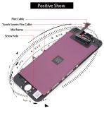 iPhone 6の表示のための卸し売り携帯電話LCDのタッチ画面