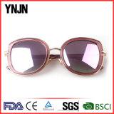 2017 Óculos de sol de Nova Gato Olho de mulher para mulheres (YJ-12968)