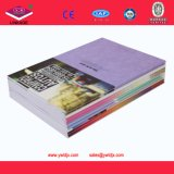 Reel to Untrimmed Complete Notebook Notebook Hot Melt Glue Notebook Making Machine
