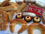 Einzelner Tellersegment-guter Preis-kleiner Ofen-elektrischer Backen-Brot-Ofen der Plattform-1