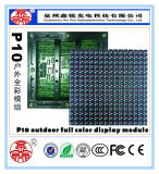 P10 DIP Full Color Mobile Truck Écran extérieur LED Display publicitaire durable