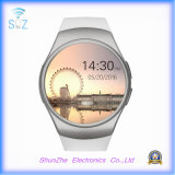 Kw18 Fashion Alarm Clock Andriod Smart Watch with Bluetooth Phone Call Function