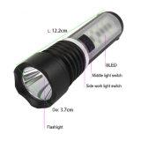 2017 neue SMD LED Arbeits-magnetisches Licht für kampierenden Gebrauch