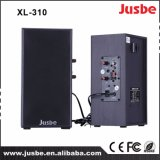 Jusbe XL-310 25W Active 2.0 multimídia Desktop Monitor Speaker Wholeasle Preço mais barato Classroom Sound System