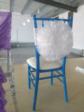Чехол из материи цвета золота для используемого стула банкета (CGCC1710)
