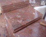 Porfido rosso, granito rosso, mattonelle di pavimentazione