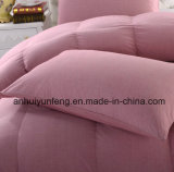 Katoenen van de Vezel van de polyester Materieel Dekbed/Dekbed/Dekbed voor Hotel
