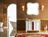 Античный шкаф Sw-63028-10 ванной комнаты древесины дуба конструкции