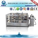 Máquina de rellenar pura del agua potable 3 de la capacidad monobloque automática de in-1 Cgf18-18-6 6000bph