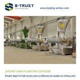 Extrudeuse planétaire de Ht 250 pour la ligne de calandrement de film rigide de PVC de la capacité 1500kg/H