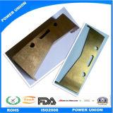 Láminas de corte del papel de acero de herramienta D2 para la maquinaria de impresión