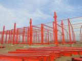 Het gegalvaniseerde Pakhuis van de Structuur van het Staal van de Oppervlakte