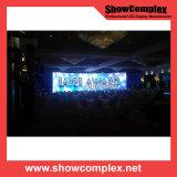 Farbenreicher Miet-Innenbildschirm LED-P4