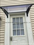 Декоративная ясная пластичная сень для двери и окна (YY-B)
