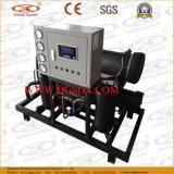 Industrieller Kühler mit Becken des Wasser-40L