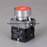緊急の金属のタイプ押しボタンスイッチ