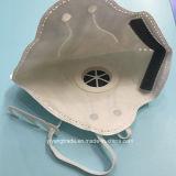 Mascherina protettiva piegata della polvere N95 con Niosh