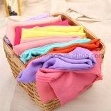 Ткань 100% Georgette полиэфира Silk шифоновая для повелительницы Тенниски Ткани