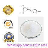 Pharmazeutischer natürlicher Kraut-Auszug Pterostilbene für pilzbefallverhütendes 537-42-8