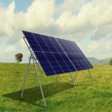l'alliage 6063t5 d'aluminium a expulsé profil de bâti de panneau solaire