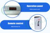 De mobiele Verticale Zuiveringsinstallatie van de Lucht van de Machine van de Desinfectie van de Lucht UV