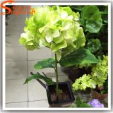 2016 Hot Sale Artificial Flowers Hydrangea for Wedding Decoration