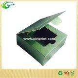 4 caixas de empacotamento dobráveis da extremidade de canto do rolo da dobra da parte superior da bandeja (CKT-CB-655)