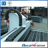 1325의 다중 물자 알루미늄 철 스테인리스 티타늄 CNC 대패 기계