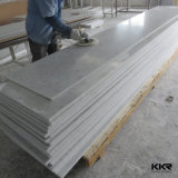 Kingkonree Marble Looks en pierre artificielle résine de polyester surface solide