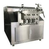 Homogeneizador horizontal de alta pressão para leite de suco