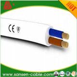 Enig pvc van de Kern isoleerde 6 mm2 Wire/BS6500/IEC227/H03VVF/H05VVF/99.999% Zuivere Vlam van de Leider van het Koper - de Kabel van de vertrager