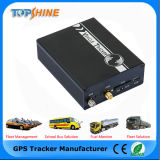 Kraftstoff-Fühler-Fahrzeug GPS-Verfolger des Flotten-Management-Multifunktions-RFID